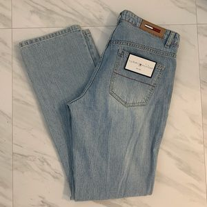 Tommy Hilfiger Low Rise Mom Jeans